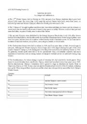 English Worksheets: IELTS Reading Practice