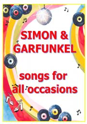 English Worksheet: SIMON AND GARFUNKEL - poetry or songs???