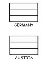 English Worksheet: Members of the European Union : make a class poster !
