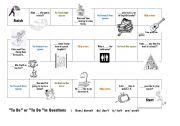 English Worksheets: Board Game