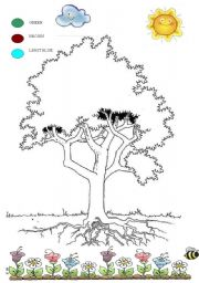 FAMILY TREE FOR KINDER GARDENERS