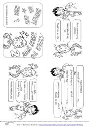 English Worksheet: Has he got any brothers or sisters?