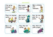 English Worksheets: What�s the Question? part 2