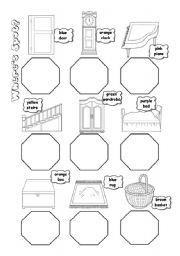 English Worksheets: Where�s Spot? - worksheet