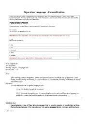 Worksheet Hyperbole Worksheets english teaching worksheets hyperbole hyperbole