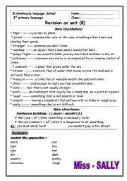 English Worksheets: macmillan  three