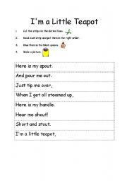 English Worksheets: Sequencing sheet