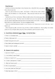 American Black Bear - test 5th grade