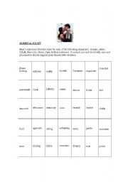 english teaching worksheets other worksheets. Black Bedroom Furniture Sets. Home Design Ideas