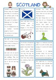ENGLISH-SPEAKING COUNTRIES (11) SCOTLAND