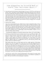 English teaching worksheets: Tales and stories