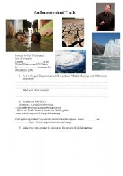 Worksheets An Inconvenient Truth Worksheet Answers inconvenient truth esl worksheet intrepidpath an by kave