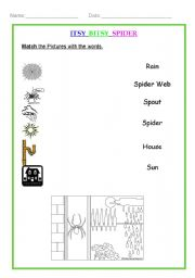 English Worksheet: Activities about