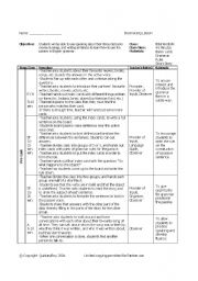 English Worksheet: Passive Voice Lesson Plan