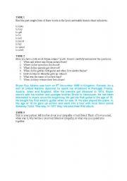 English Worksheets: Bryan Adams