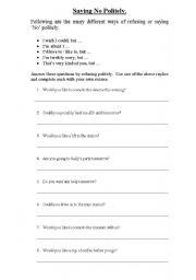 Essay on speaking politely