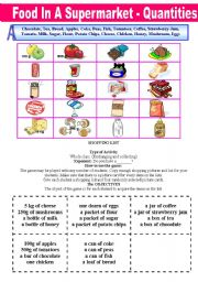English Worksheet: CLASS ACTIVITY