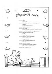 Worksheets Classroom Rules Worksheet classroom rules worksheet twisty noodle