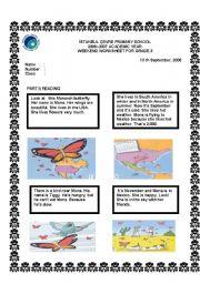 English Worksheets: study sheet