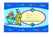 English Worksheets: Book cover
