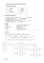 English Worksheets: Suki´s Kimono,