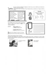 English Worksheets: have