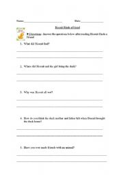 English Worksheets: Biscuit