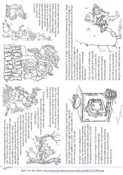 graphic regarding Jack and the Beanstalk Printable identified as Jack and the Beanstalk worksheets