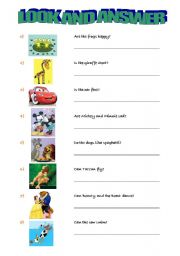 English Worksheets: Revision Questions
