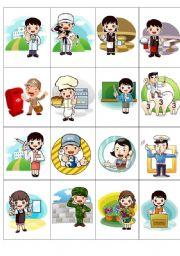 Jobs mini-cards