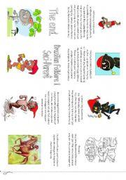 English Worksheet: Brazilian Folklore 1 - Saci-Perer�