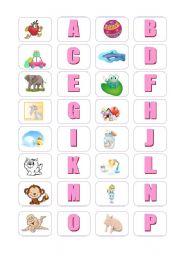 alphabet soup game instructions