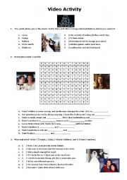 English Worksheets: MY BIG FAT GREEK WEDDING