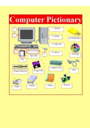 Computer Pictionary