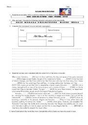 12 Labors of Hercules: Quiz &amp- Worksheet for Kids | Study.com