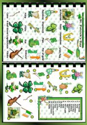 English Worksheet: Holidays - St. Patrick´s Day