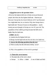 English Worksheets: cities