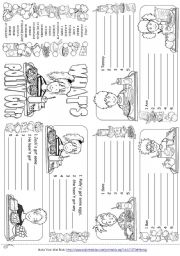 English Worksheets: What�s Polly got?