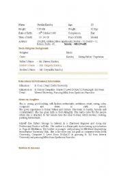 English Worksheets: Woksheets