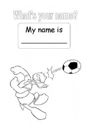 what´s your name
