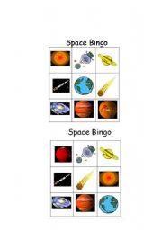 astronomy bingo - photo #14