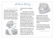 a bear story