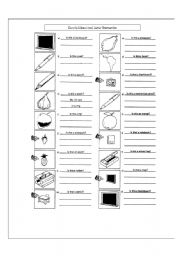 English worksheet: exercises about this /that