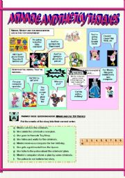 minnie and the toy thieves part 3 of 3 2 pages. Black Bedroom Furniture Sets. Home Design Ideas