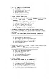 english worksheets who who with whom exam. Black Bedroom Furniture Sets. Home Design Ideas
