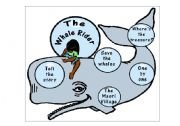 English Worksheet: The Whale Rider - a game based on the book & movie