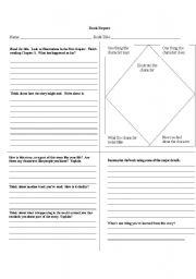 Second Grade Book Report Template   Book Report Form for  nd   rd  and  th