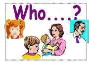 English Worksheets: Wh-Question