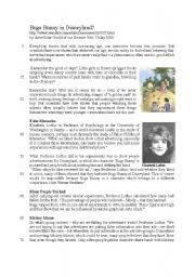 English Worksheets: False Memories