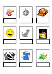 word match c words that begin with c can be used as a worksheet or a